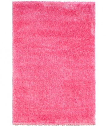 Kusový koberec Shaggy Afrigo Pink