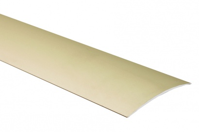 Prechodová lišta samolepiaca oblá Prinz Sahara 60 x 2700
