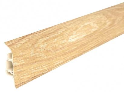 Podlahová lišta pre vedenie káblov LM60 Arbiton 70 Dub bielený