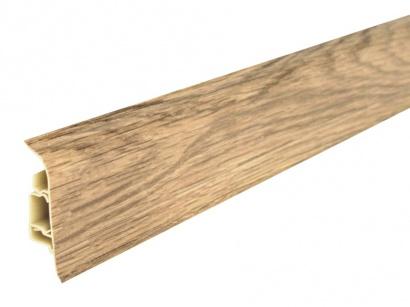 Podlahová lišta pre vedenie káblov LM60 Arbiton 67 Dub klasický svetlý