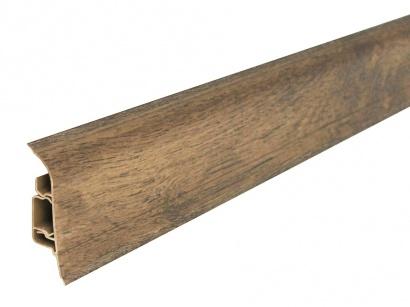 Podlahová lišta pre vedenie káblov LM60 Arbiton 74 Dub rustikálny