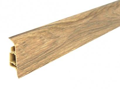 Podlahová lišta pre vedenie káblov LM60 Arbiton 63 Dub toskánsky