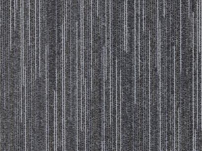 Kobercové štvorce PeVanHa Lines 77 black