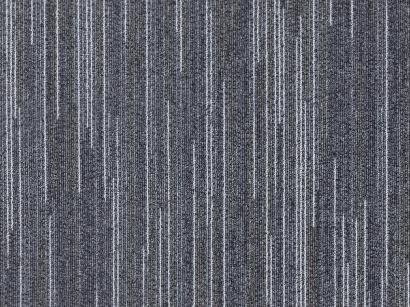 Kobercové štvorce PeVanHa Lines 78 dark grey