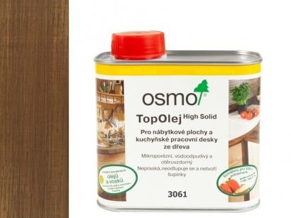 Olej na kuchynské pracovné dosky Osmo 3061 Top Olej Agát