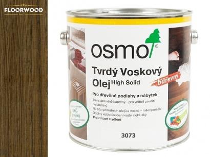 Osmo 3073 Hnedá zem tvrdý voskový olej