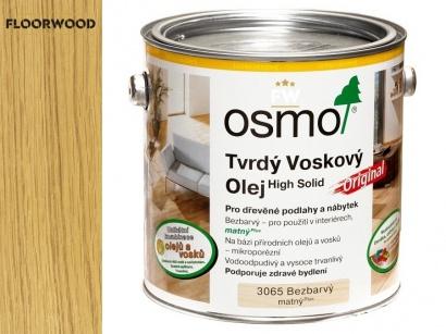 Osmo 3065 Original tvrdý voskový olej polomat