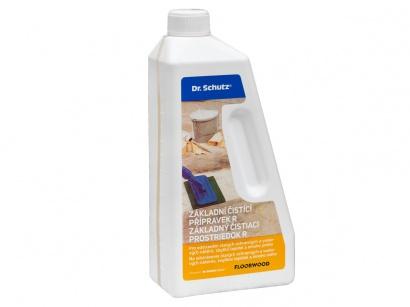 Dr. Schutz R základný čistič pre PVC a vinylové podlahy
