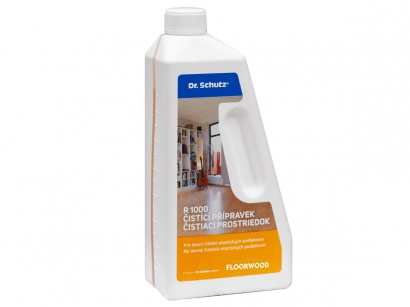 Dr. Schutz R1000 čistič elastických podlahovín
