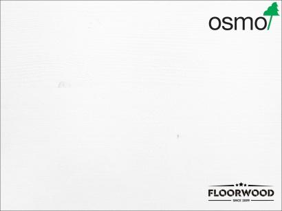 OSMO 2104 Krycia farba Biela na okná a dvere