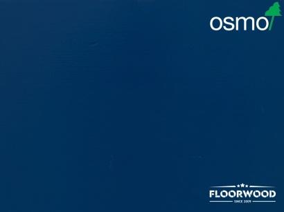 OSMO 2506 Vidiecka farba na drevo Kráľovská modrá