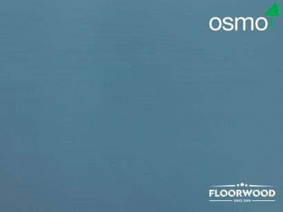 OSMO 2507 Vidiecka farba na drevo Holubia modrá