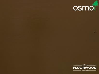 OSMO 2606 Vidiecka farba na drevo Stredne hnedá