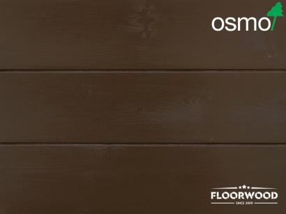 OSMO 2607 Vidiecka farba na drevo Tmavo hnedá