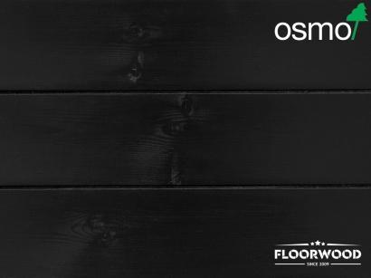 OSMO 2703 Vidiecka farba na drevo Čierno šedá