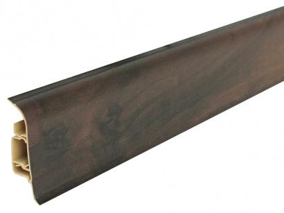 Podlahová lišta pre vedenie káblov LM60 Arbiton 76 Lapacho negro
