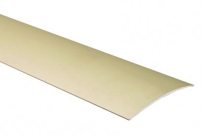 Prechodová lišta samolepiaca oblá Prinz Sahara 30 x 2700