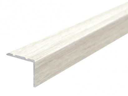Schodová lišta samolepiaca Dub bielený E901