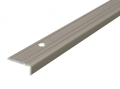Schodová lišta skrutková 25 x 10 Titan PS1
