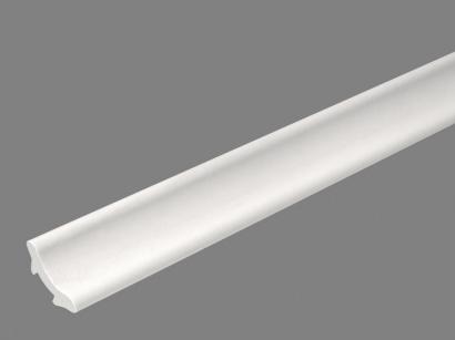 Profil univerzálny Arbiton LN biely - hladký