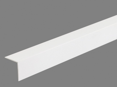 Profil univerzálny Arbiton LK biely 20x20