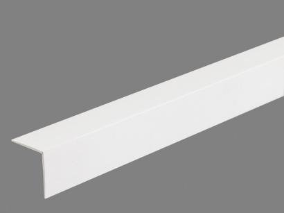 Profil univerzálny Arbiton LK biely 30x30