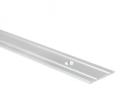 Prechodová lišta skrutková plochá Arbiton PR1 Strieborná 28 x 900