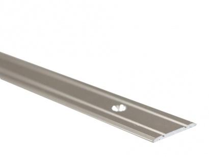 Prechodová lišta skrutková plochá PR1 Titan