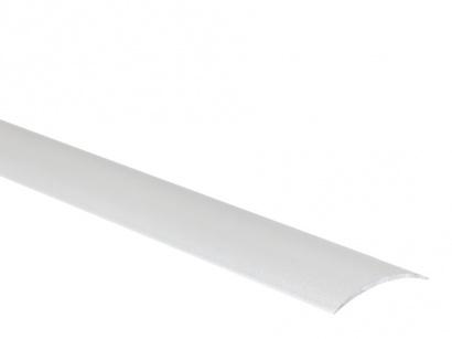 Prechodová lišta samolepiaca oblá Arbiton PR3K Strieborná