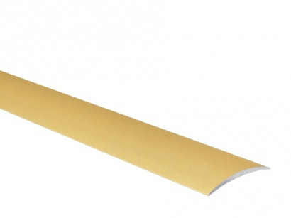 Prechodová lišta samolepiaca oblá Arbiton PR3K Zlatá