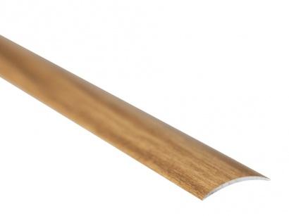 Prechodová lišta samolepiaca oblá Arbiton PR36K Orech zlatý