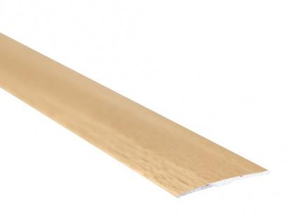 Prechodová lišta samolepiaca plochá Arbiton PR6K Buk