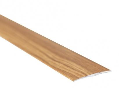 Prechodová lišta samolepiaca plochá Arbiton PR6K Orech zlatý