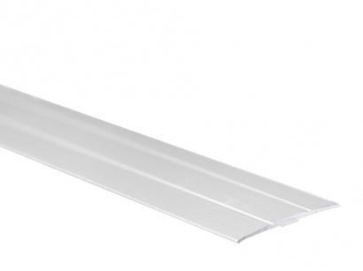 Prechodová lišta samolepiaca plochá Arbiton PR6K 38 x 900 Strieborná