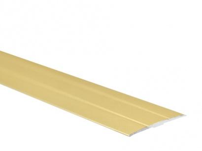 Prechodová lišta samolepiaca plochá Arbiton PR6K Zlatá