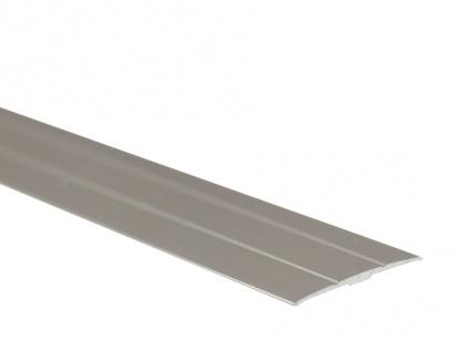 Prechodová lišta samolepiaca plochá Arbiton PR6K 38 x 900 Titan