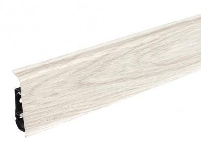 Podlahová lišta pre vedenie káblov LM70 Arbiton INDO 02 Jaseň severná