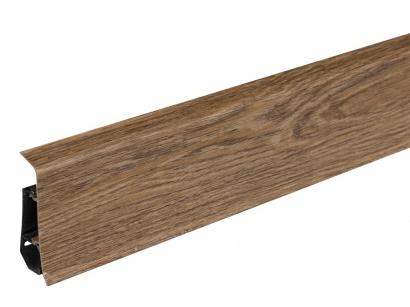 Podlahová lišta pre vedenie káblov LM70 Arbiton INDO 11 Dub skalný