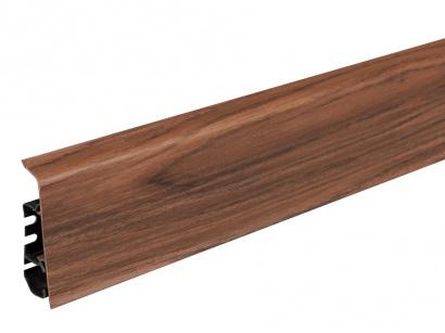 Podlahová lišta pre vedenie káblov LM70 Arbiton INDO 13 Orech Rubra
