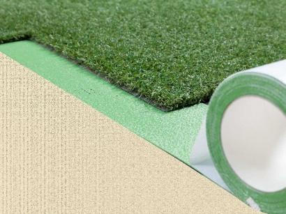 Lepiaca páska na umelé trávniky 12 cm x 5 m