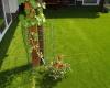 Ako sa postarať o umelý trávnik?